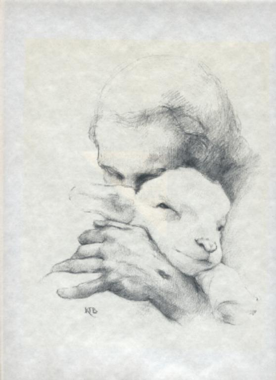 The Lord is my Shepherd – Sheep