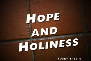 The Only Hope is Holiness: A Meditation on What it will take to Restore our Culture