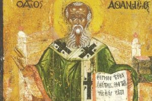 A Most Vivid Description of St. Athanasius