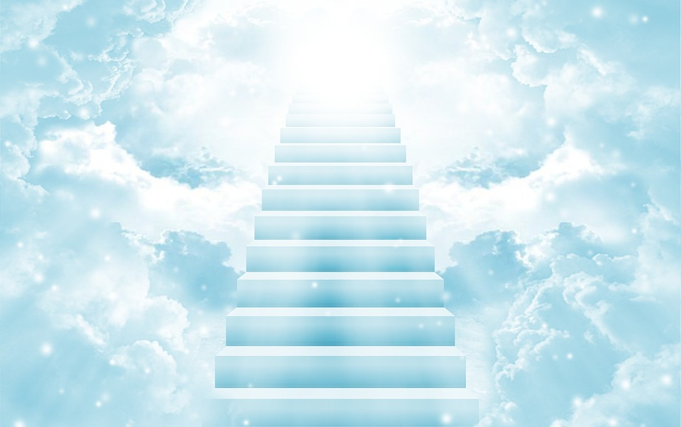 Stairway to Heaven: A Whimsical Look at a 1970s Song