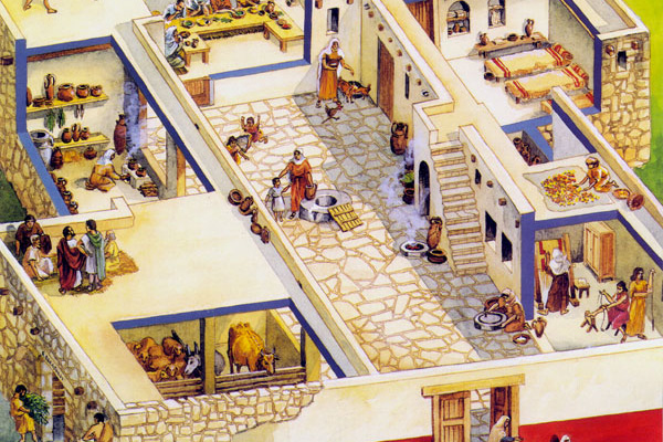 Life in Year One What the World Was Like in FirstCentury Palestine
