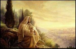 """""""O Jerusalem"""" by Greg Olsen"""